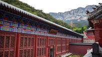 嵩山大法王寺景观
