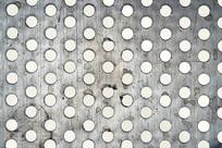 金属滤网平面背景素材