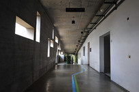 象山美院走廊