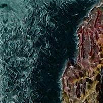 时尚北欧装饰油画