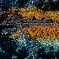 斑斓艺术火焰底纹背景