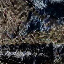 北欧简约复古装饰油画