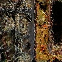 抽象复古火焰纹理背景