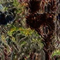 抽象绚丽火焰底纹印花
