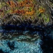 装饰火焰油画