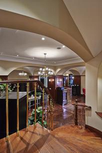 豪华城堡室内装修图