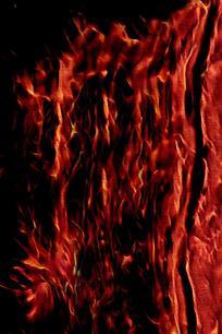大气动感火焰底纹背景