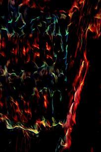 酷炫火焰印花底纹背景