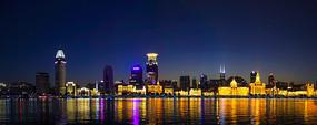 全景夜上海