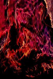 时尚火焰炫彩背景图案
