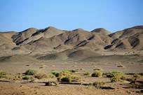地质地理戈壁荒漠无人区