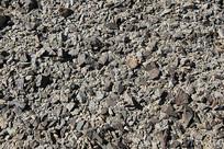 戈壁碎石滩