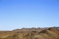 中国地理西北荒漠山区