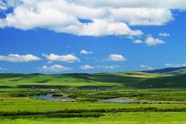 绿野村庄风景