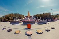 大佛寺全景
