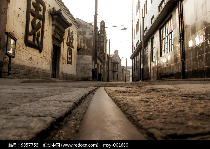 怀旧酱园街道图片