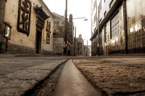 怀旧酱园街道