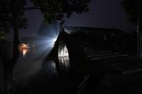 金泽双桥夜景