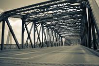 风云滩外白渡桥