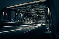 上海光影外白渡桥拍摄