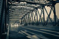 影调外白渡桥