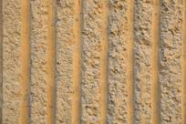竖条泥土墙