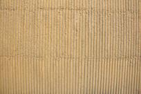 条纹状泥土墙面