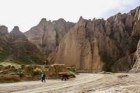 黄河石林山谷