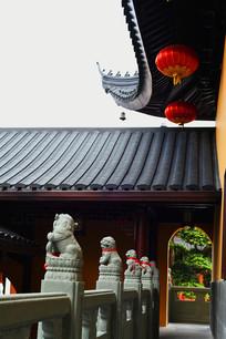 玉佛寺石狮子