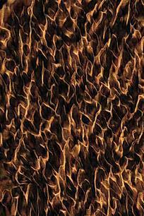 抽象火焰纹理装饰画