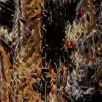 酷炫装饰油画背景