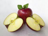 甜脆红苹果