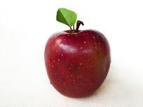 新鲜红苹果