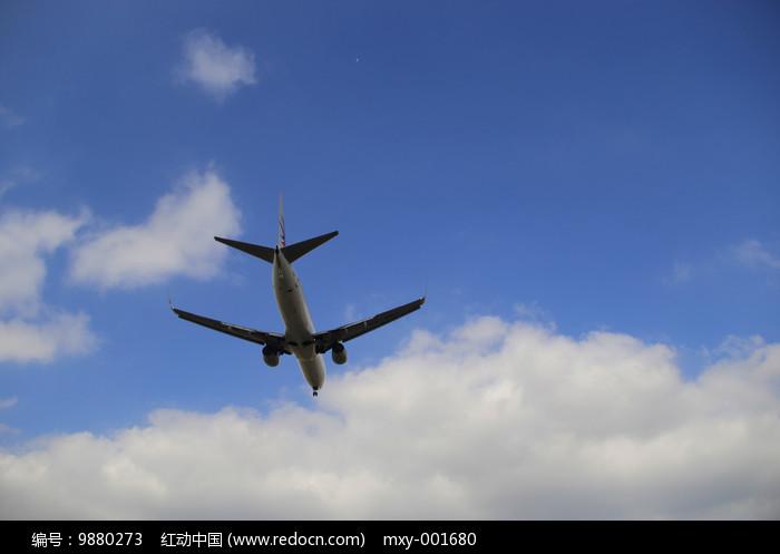 高空客机图片