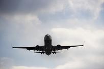 民航大客机起飞