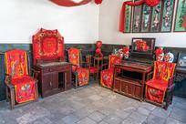 中国过去拜堂成亲的地方