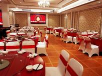 大型商务餐厅