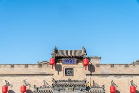中国山西省乔家大院