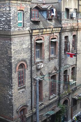 老上海建筑