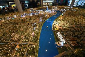 上海城市模型