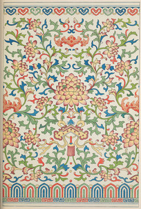 中国纹样集锦-传统花纹