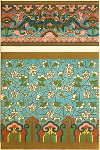 中国纹样集锦-古典图案
