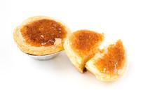特色食品原味椰子饼白底图