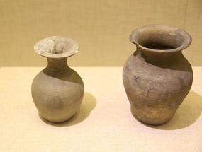 北魏时期灰陶罐