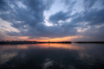 衡水湖风景