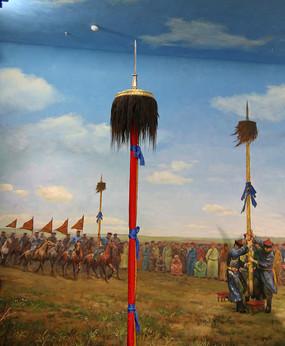 蒙古族黑幕热