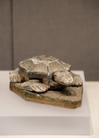 元代乌龟雕塑