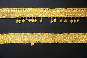 金饰件汉代