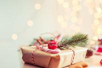 圣诞节礼物背景