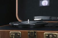 巫1900黑胶唱机唱针唱盘